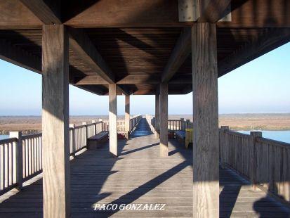 Puente sobre el rio San Pedro