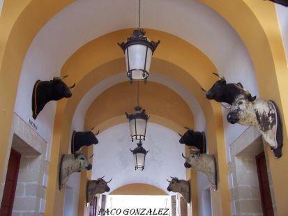plaza de toros del puerto