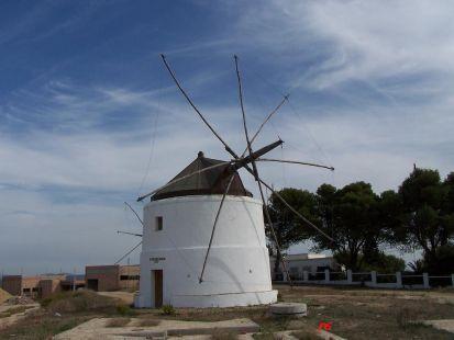 Molino de Vejer(CADIZ)