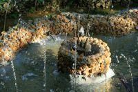 Chorritos en el Parque
