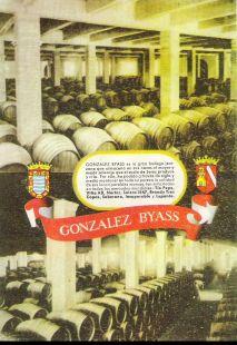 Bodegas González Byass. Año 1952