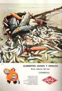 Conservas RIBAS 1953