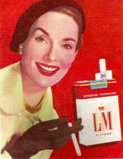 Anuncio LM del año 1959