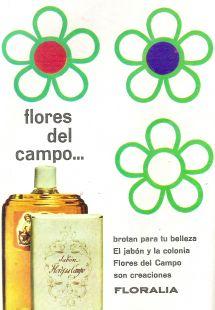 AnuncioFloralia año 1962