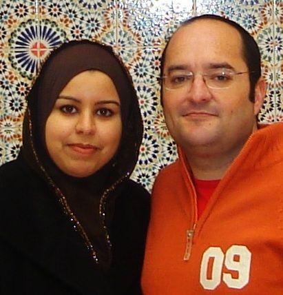 mi novia y yo