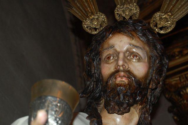Cristo de La Sagrada Cena, Jerez
