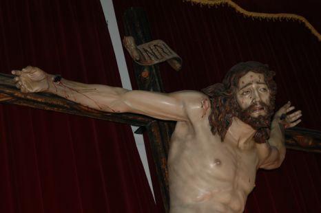 Cristo de la Basílica de La Candelaria (Tenerife)