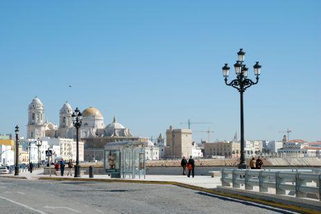 Catedral de Cádiz y su entorno