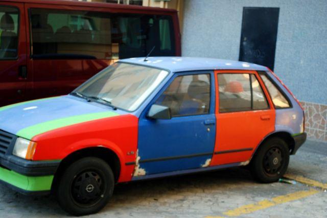 menos mal! ya tengo el coche de mis sueños, ultimo modelo.