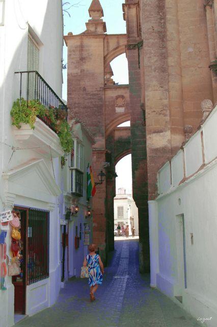 Calles y Rincones de los Pueblos de Cádiz