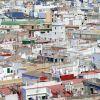 Cádiz a vista de gaviota