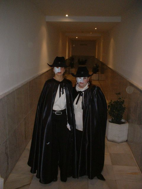 Las fantasmas de la opera