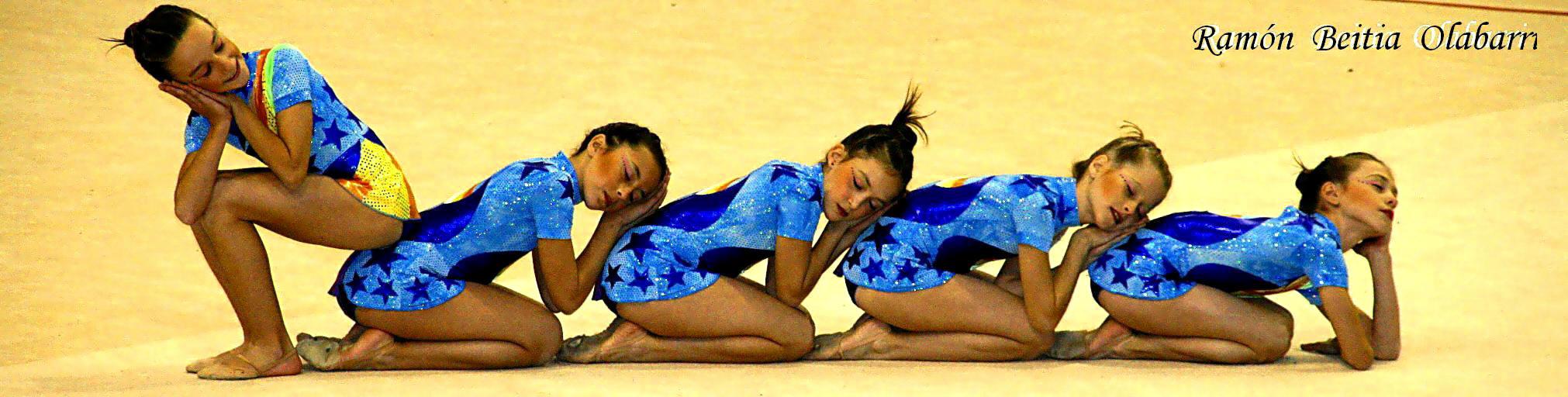 galeria de foto de gimnasia ritmica: