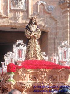 NUESTRO PADRE JESUS CAUTIVO Y RESCATADO
