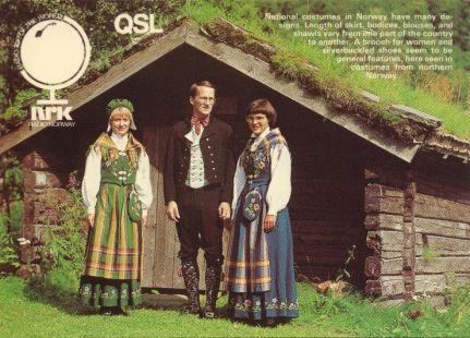 QSL/Radio/Quique El Emigrante/ Isla del Sur / Cordiales 73-51/Mundo-Radio