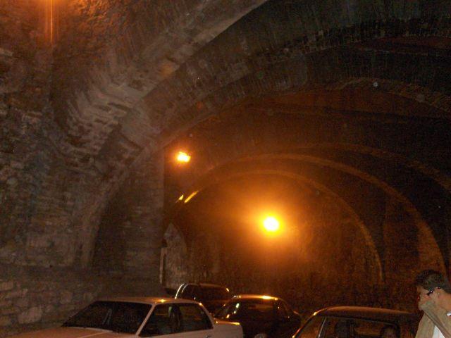 carreteras subterraneas de guanajuato mexico