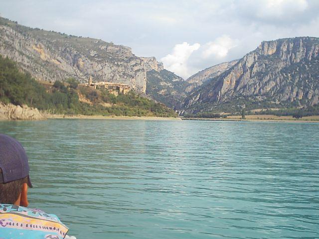Pantano de Ligüerre de Cinca (Huesca)