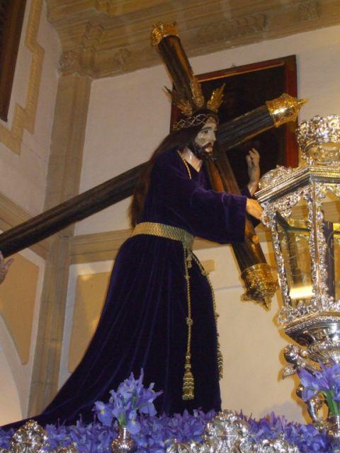 cristo del nazareno de chiclana