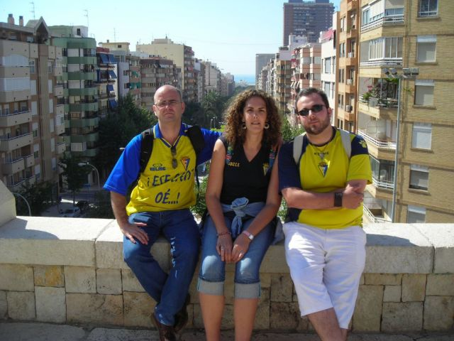 ser del Cádiz es un orgullo y ser del Cadista  una pasion