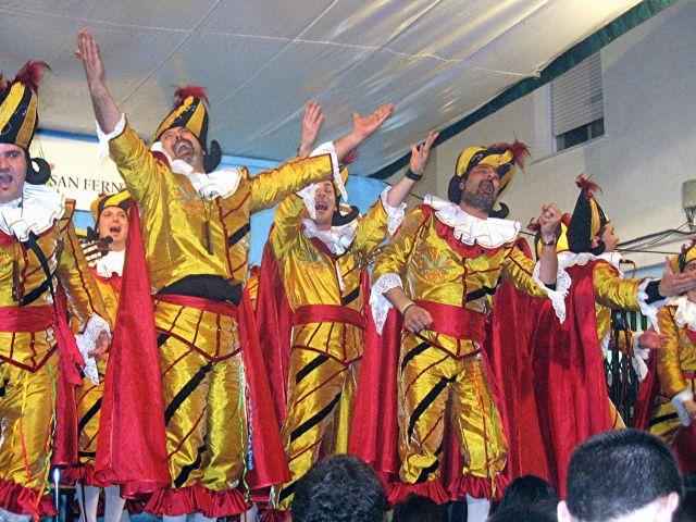 En la Viña se cantan con fuerza en el carnaval