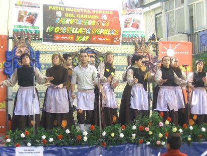 las  cenicientas una gran cantera para  el carnaval de la mujer