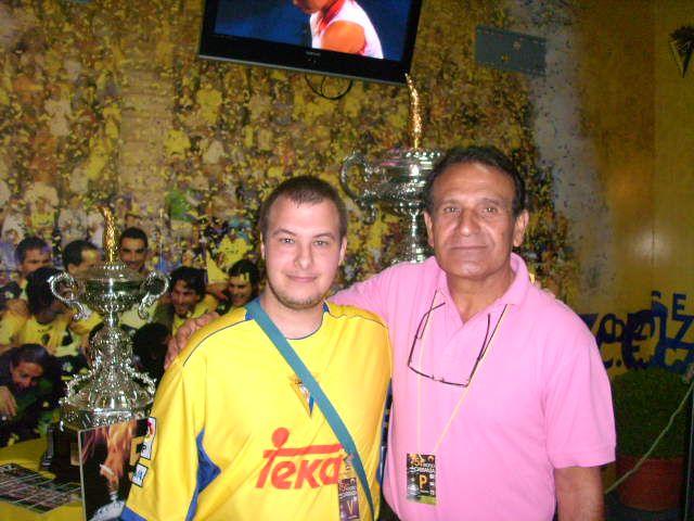 Ramón Blanco y Yo