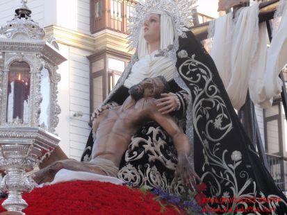 NUESTRA  MADRE Y SEÑORA LA SANTISIMA VIRGEN DE LA CARIDAD