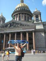 El Xerez en San Petersburgo