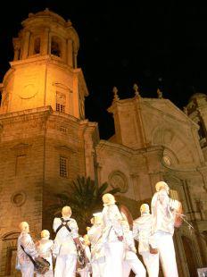 Carnaval Junto a la catedral