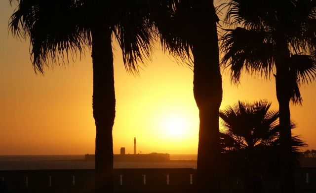 Sol de Cádiz