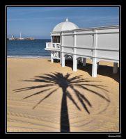 Una Sombra en La Caleta