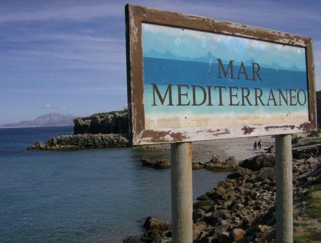 Mar Mediterráneo-Tarifa