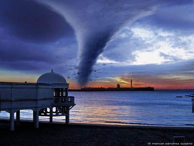 Quién dice que no hubo tornado?