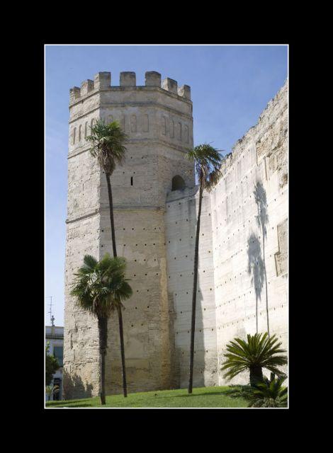 Torre del homenaje del Alcazar de Jerez