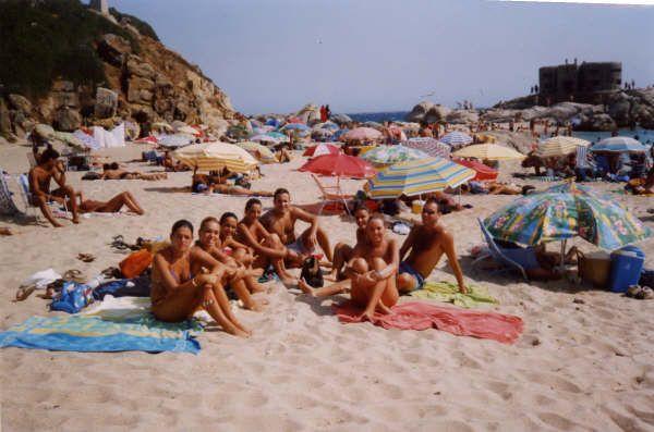 Playa de los Alemanes en Atlanterra