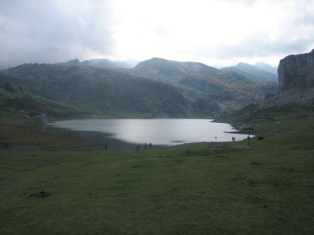 Covadonga lago
