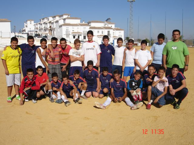 EQUIPO ARCOS A.D.