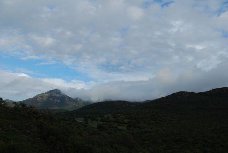Monte Perdido en solitario.