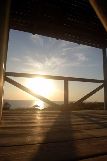 El mirador del sol.