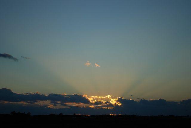 Cuando el sol se esconde, la imaginación comienza
