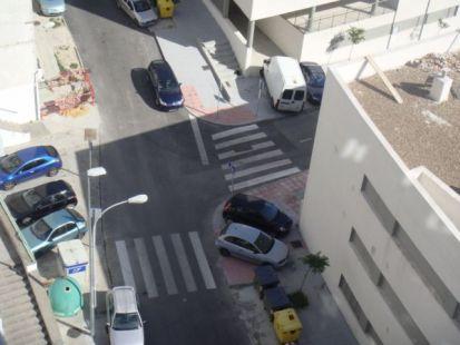 Como aparcar en paso de peatones y aceras
