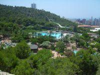 Parque acuático en Benidorm