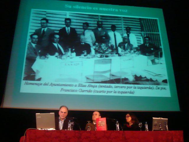III JORNADAS DE LA RECUPERACION DE LA MEMORIA HISTORICA DE JEREZ