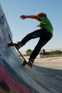 Skate-Tomás López (7 años)