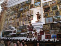 Exvotos de la Ermita de Ntra Sra de Los Santos