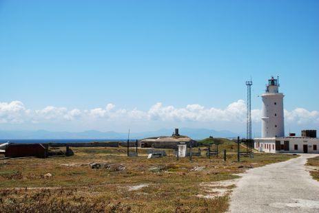 Faro de Isla LasPalomas de Tarifa