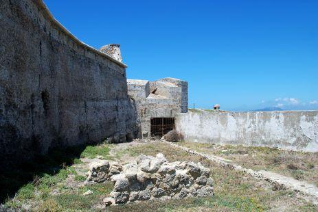 Fortaleza de la Isla de las Palomas de Tarifa