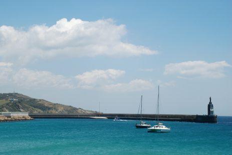 Tarifa: Entrada al Puerto