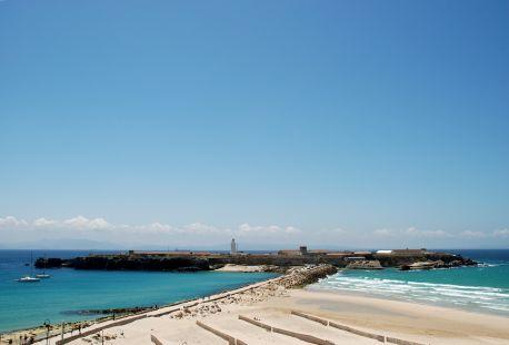 Tarifa: Isla de las Palomas