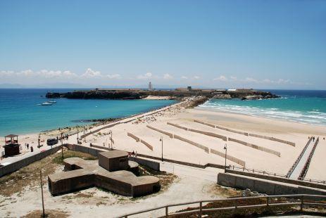 Tarifa: Isla vista desde Casa-Castillo